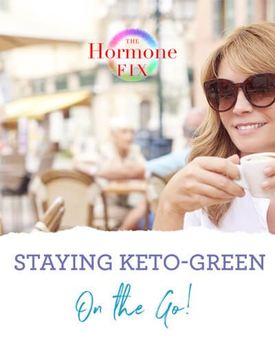 Staying Keto-Green On the Go eBook
