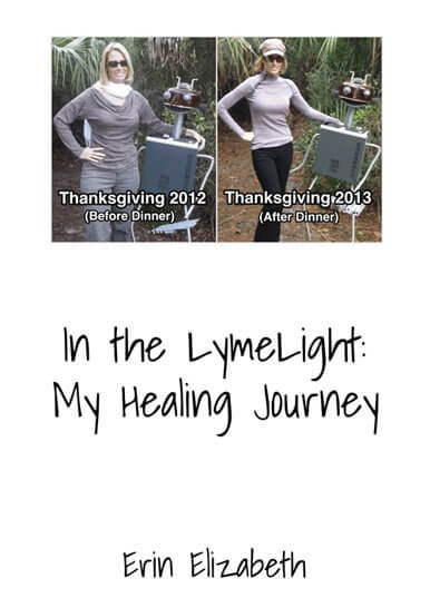 In the LymeLight: My Healing Journey eBook