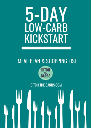 5-Day Low-Carb Kickstart eGuide
