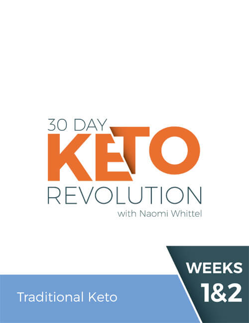 Keto Revolution 30-Day Challenge eBook